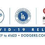Los Angeles Dodgers, Dodgers Foundation, and iHeartMedia Los Angeles Launch COVID-19 Relief Efforts
