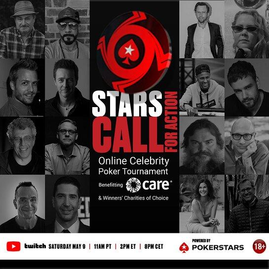 Charity PokerStars Invitational