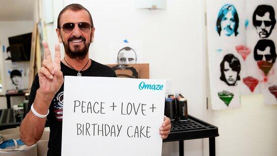 Celebrate Ringo Starr's 80th Birthday with Him Virtually
