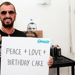 Your Chance To Celebrate Ringo Starr's 80th Birthday