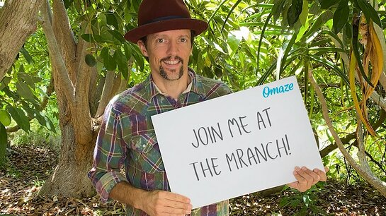 Hang Out with Jason Mraz at His Home Studio on the Mranch