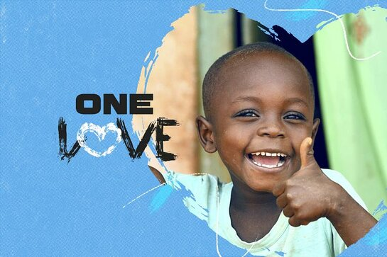 Bob Marley's One Love for UNICEF