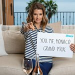 Your Chance To Watch The Monaco Grand Prix With Danica Patrick On A Yacht