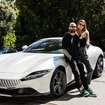 Ferrari and Save the Children Join Forces With Maroon 5's Adam Levine and Wife Behati Prinsloo