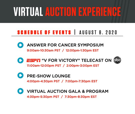 The virtual watch parties included performances by Tony Award-winning artist Christian Hoff, multi-platinum artist Andy Grammer, and musician, humanitarian, & activist, Michael Franti.