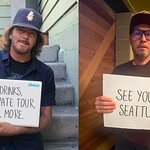 Your Chance To Hang Out With Eddie Vedder and Jeff Ament