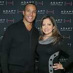 Mike Woods and Ines Rosales to Serve as ADAPT Team Captains for TEAM ADAPT Virtual Walk