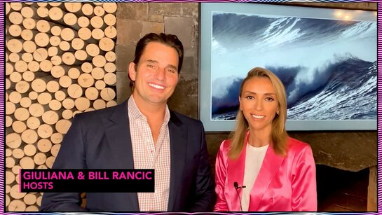 Giuliana and Bill Rancic Host The Pink Agenda