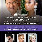 Emeril Lagasse, La La Anthony Headline National March of Dimes Signature Chefs Feeding Motherhood Celebration