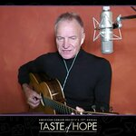 Sting Performs For Taste Of Hope Virtual Celebration