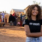 Kat Graham Appointed UNHCR Goodwill Ambassador