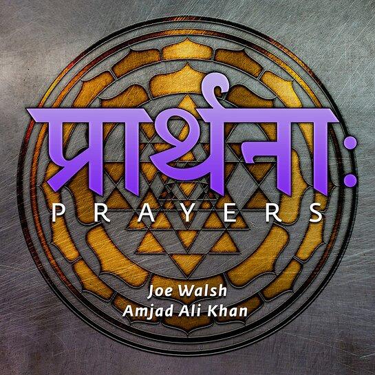 Joe Walsh Collaborates With Amjad Ali Khan On Prayers
