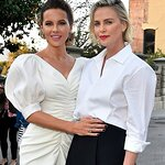 Stars Attend Charlize Theron Africa Outreach Project's Fast And Furious Event
