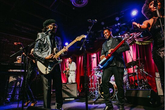 Nile Rogers at Inaugural Juneteenth Unityfest