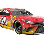 NASCAR Driver Christopher Bell Unveils Outer Paint Scheme to Honor Children's Miracle Network Hospitals