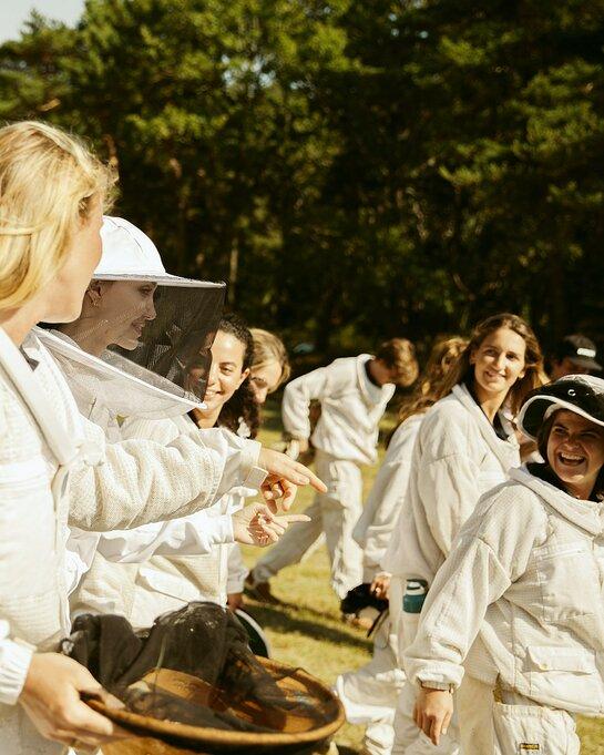 Angelina Jolie Joins Guerlain Women For Bees