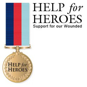 0820299b3a5 Help for Heroes: Celebrity Supporters - Look to the Stars