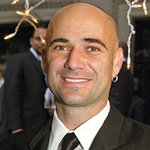 Andre Agassi Talks About Athletes For Hope