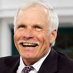 Ted Turner Receives Forbes 400 Lifetime Achievement Award For Philanthropy
