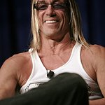 Iggy Pop Supports The Children's Society