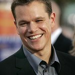 Matt Damon Joins Entourage For Charity