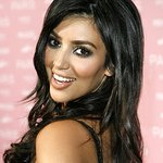 Kim Kardashian Blogs Charity