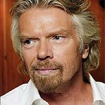 Richard Branson Sells Himself For Charity
