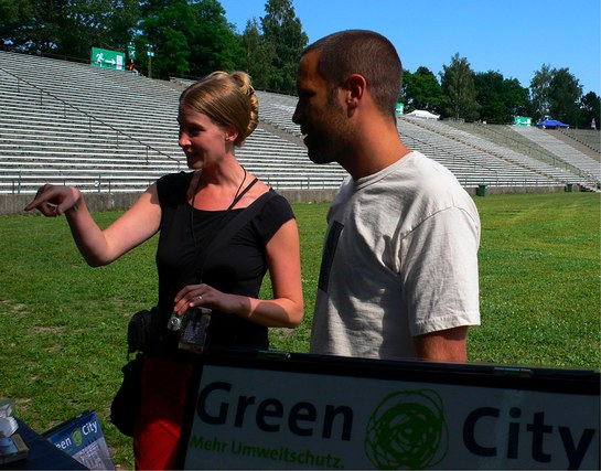 Jack Johnson meets Green City