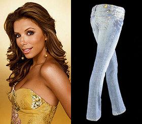 Eva Longoria-Parker and Jeans