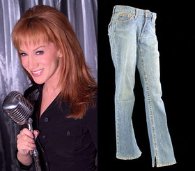 Kathy Griffin and Jeans