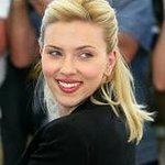 Scarlett Johansson Donates Little Black Dress To Charity