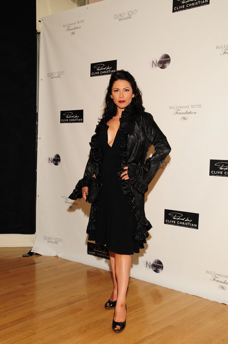 Rachel Zeskind at Hollywood NOTE Foundation's Gala