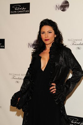 Rachel Zeskind at Hollywood NOTE Foundation's Gala