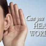 Photo: Hear The World