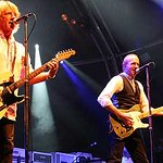 Status Quo Supports Charity At Film Premiere
