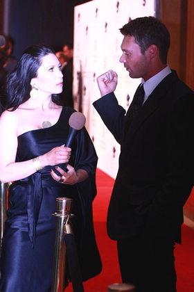 Ryan Seacrest Interview at the 2008 Fulfillment Fund Gala