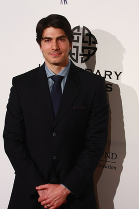 Brandon Routh at 2008 Fulfillment Fund Gala