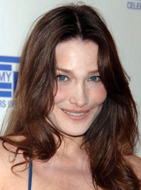 Carla Bruni Charity Work Causes Look To The Stars