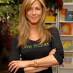 Jennifer Aniston Joins Children's Cancer Campaign