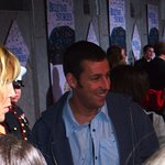 Adam Sandler Supports Toys For Tots At Bedtime Stories Premiere