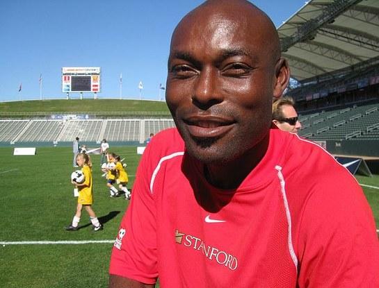 Jimmy Jean-Louis at Mia Hamm Soccer 2009