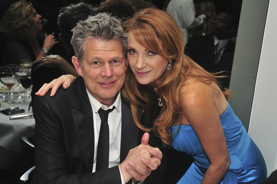David Foster and Jane Seymour at A Night to Make a Difference