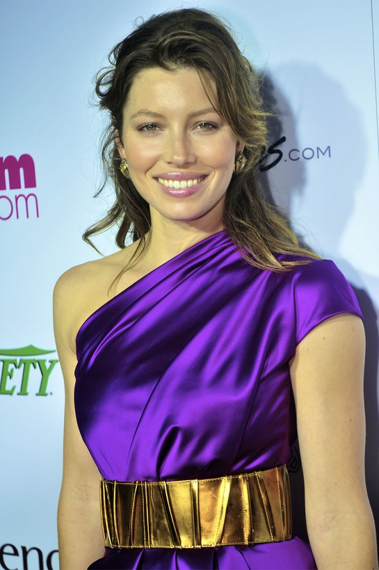 Jessica Biel at A Night to Make a Difference