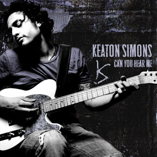 Keaton Simons' Can You Hear Me album cover