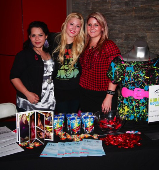Hayley Hasselhoff promotes teen compassion with Torrid fashion brand