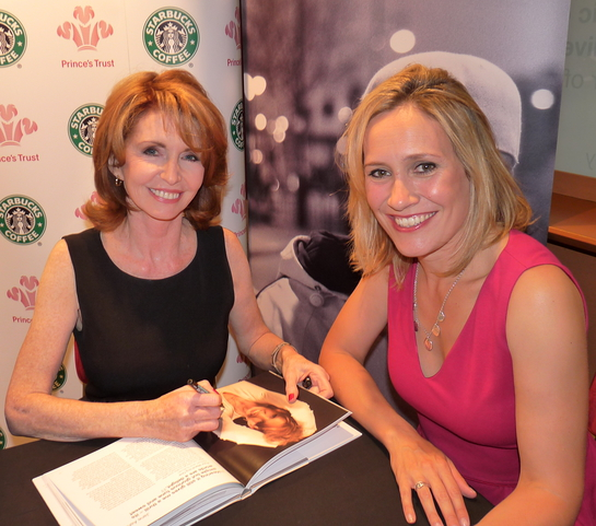 Jane Asher and Sophie Raworth are Inspired* to Change Young Lives