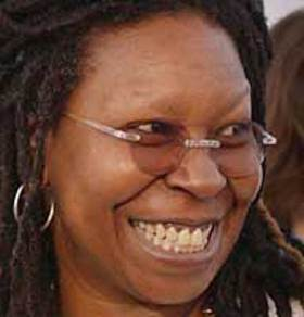 whoopi goldberg charity work causes look to the stars