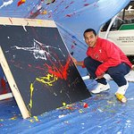 Sport Heroes Donate Art To Charity