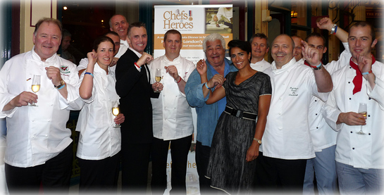 Chefs for Heroes