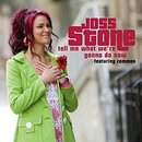 """Tell Me What We're Gonna Do Now"" Joss Stone Video"